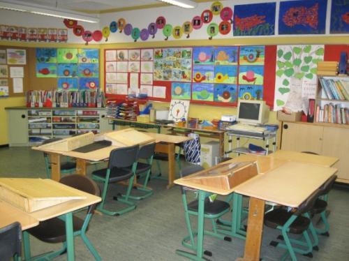 Klassenraum IMG 2616